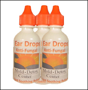 Anti-Fungal Ionic Ear Drops-Triple